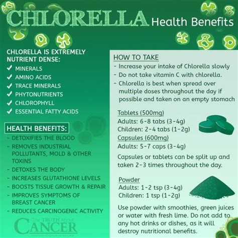 Chlorophyll Detox Thc by The Detoxifying Health Benefits Of Chlorella A Health