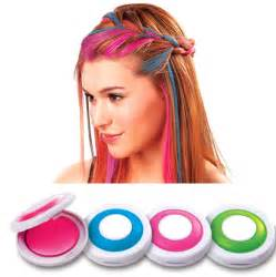hair color chalk how to use hair chalk