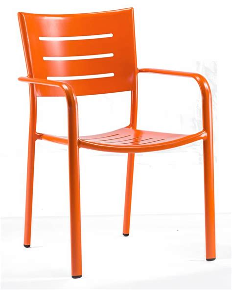 stuhl orange stuhl orange mtec metall