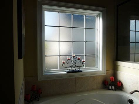 Bathroom Window Ideas For Privacy Various Applications Of Bathroom Window Window Treatments Design Ideas