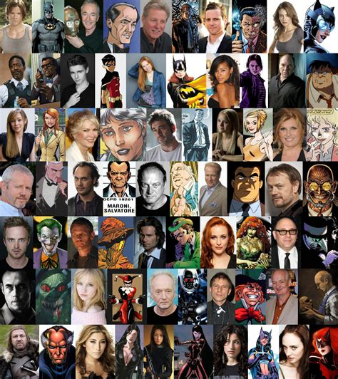 best batman tv series batman tv series cast by theendlessone on deviantart