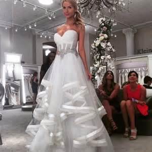 sayyestothedress kleinfeldbridal repost overthehudson pnina tornai sweetheart ball gown