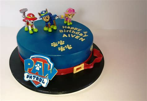 Paw Patrol Kuchen Rezept