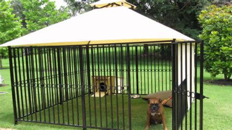 backyard dog kennel ideas dog kennels dog runs dog kennel dog run youtube