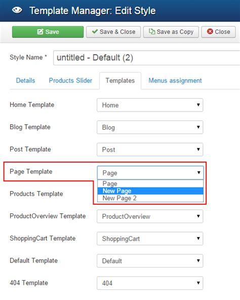 how to create and use custom templates billionanswers
