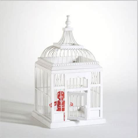 Decorer Une Cage A Oiseau by Cage Oiseaux Deco Bois Visuel 2