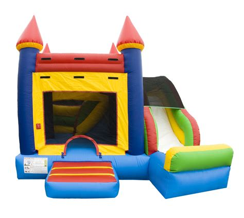 a bouncy house bounce house combos new jersey