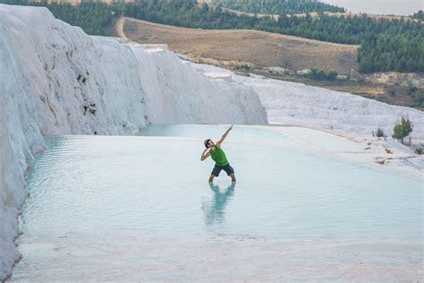 pamukkale hot springs hot springs and travertines in pamukkale turkey seek