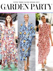 Current Trends 2017 by The Top 10 Nyfw Trends For Spring 2017 Stylecaster