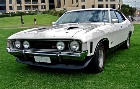 1972 Ford Falcon GT   Ford   SuperCars.net