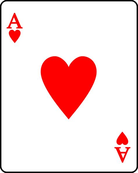 cards of hearts template file card a svg wikimedia commons