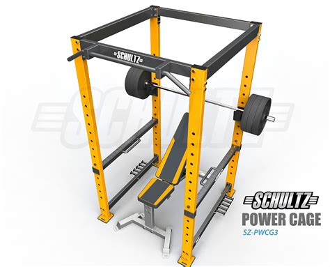 bench press cage gym equipment manufacturer in india schultz power rack