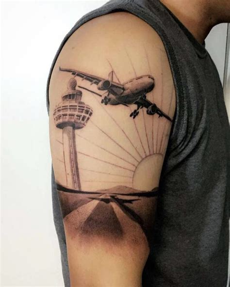 aerospace pilot tattoo pictures to pin on pinterest