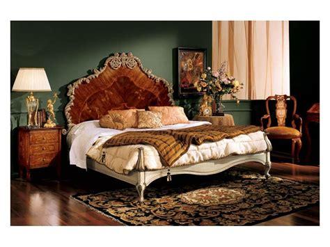 letti matrimoniali stile barocco letto matrimoniale in stile classico testiera in legno