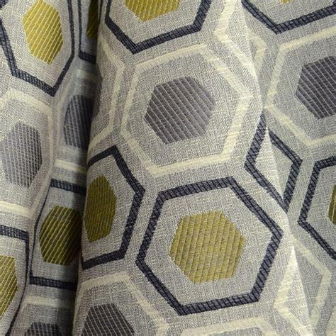 modern geometric upholstery fabric edgerly graphite contemporary geometric upholstery grey