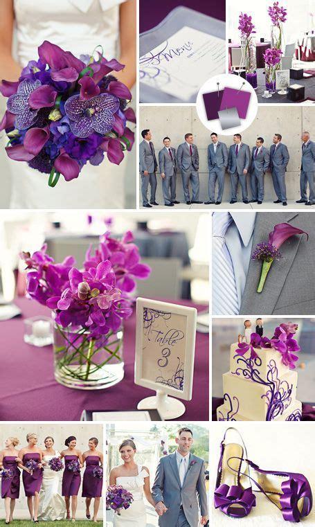 purple and silver make a glamorous combination in the les 25 meilleures id 233 es de la cat 233 gorie mariage mauve sur