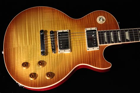 les paul gibson les paul standard t 2016 light burst sn 160023368