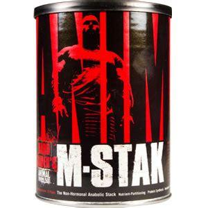 m stak supplement animal m stak
