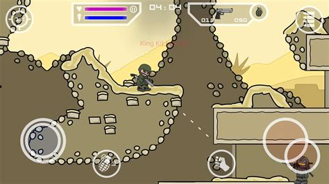 Doodle Army 2 Mini Militia скачать на андроид