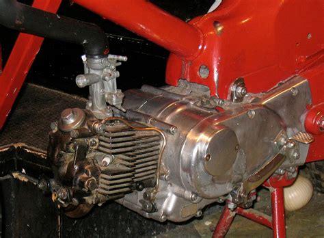 Honda C110 Super Sports Cub