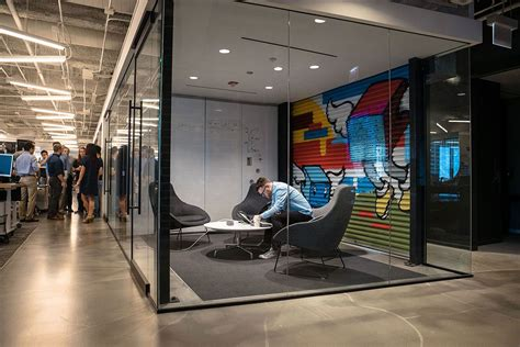 Capital One Chicago Office chicago s coolest offices 2016 crain s chicago business