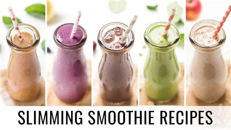 Healthy Drink Nes V healthy smoothie recipes 5 smoothies for weight loss
