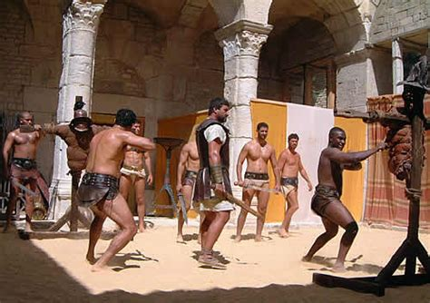 gladiator film and history spartacus ancient rome mr moore s world history