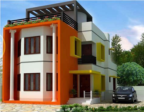 inspirasi warna cat eksterior rumah minimalis