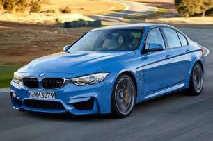 Bmw M3 2014 Official 2014 Bmw M3 M4 Photos Leak