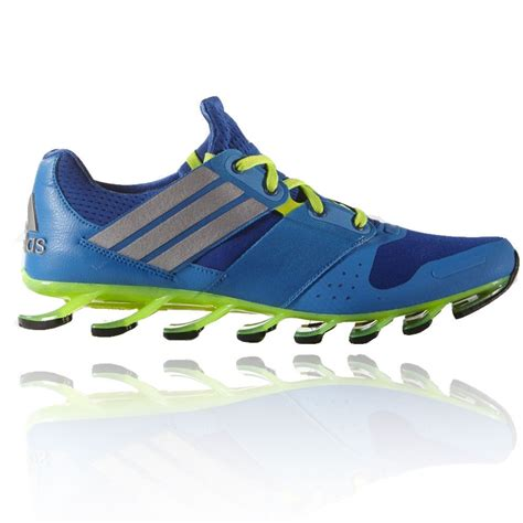 adidas springblade solyce mens blue running road sports shoes trainers pumps ebay