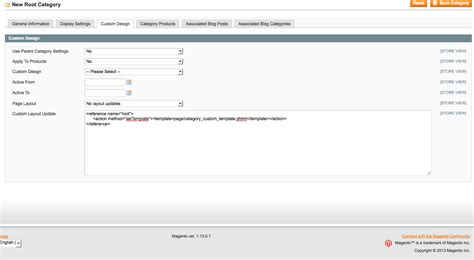 magento custom layout update xml category add custom category templates to magento stack overflow