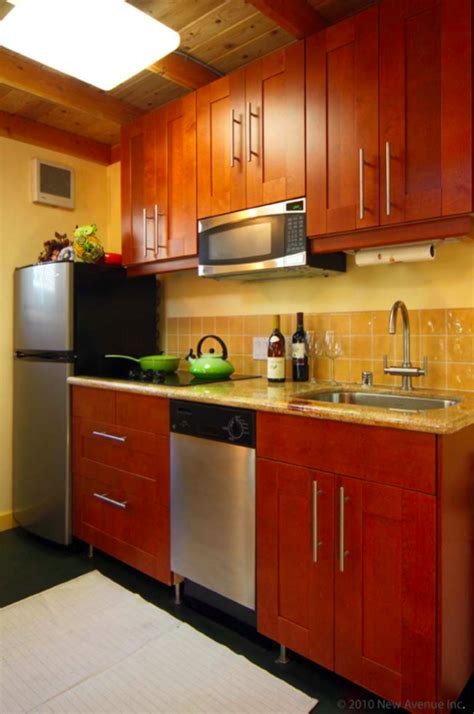tiny house kitchens tiny house in berkley the tiny life