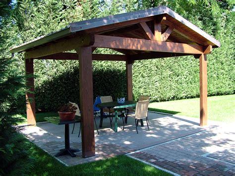 copertura gazebo in legno gazebo in legno