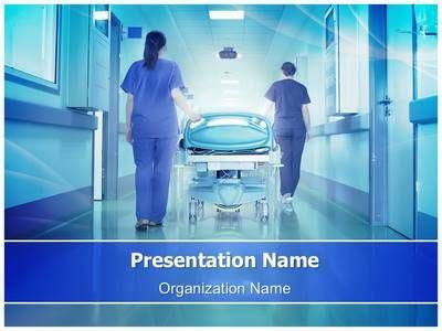 32 Best Images About Paramedic Services Ppt Templates Hospital Presentation Templates