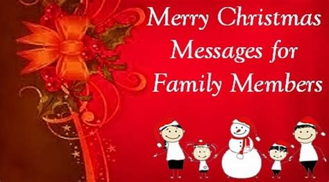 christmas messages  family merry christmas wishes  family