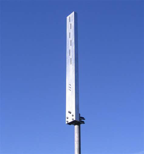 rf hamdesign slotted waveguide antennas