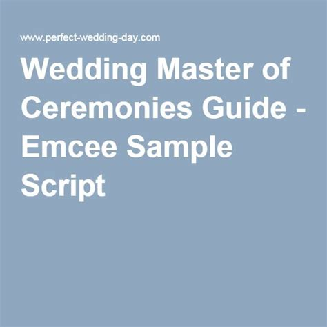 Wedding Blessing Ceremony Script by 17 Best Ideas About Wedding Officiant Script On