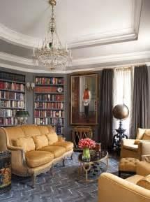 Luxury Home Library Design Furniture Vintage Home Library Design With Luxury