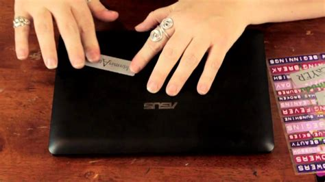 Decorate Laptop by Ways To Decorate Your Laptop With Stickers Crafts Around