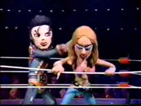 celebrity deathmatch madonna vs michael jackson shakira ruben valentino new song feat michael jackson