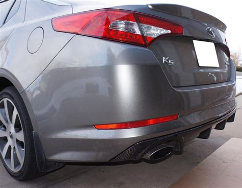 Kia Optima Carbon Fiber K5 Optima Store 2011 2013 Kia Optima Carbon Fiber Rear
