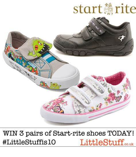 7 Pairs Of Shoes by 24hrs To Win Three Pairs Of Start Rite Shoes Day 7 Of