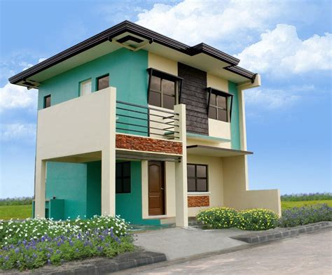 Single House For Sale by Klaire Single Detached House Model Cavite Homes For Sale