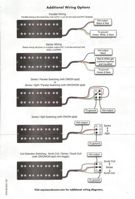 passive bass guitar wiring diagram