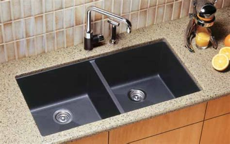 Blanco Black Granite Sink by Blanco Black Granite Sink Hawk