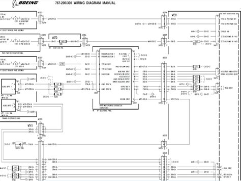 boeing wiring diagram wiring diagram