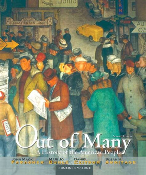 out of many volume 1 8th edition faragher buhle czitrom armitage out of many a
