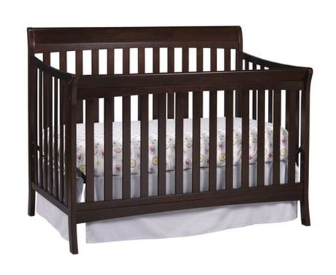 Stork Crib by Stork Craft Avalon 4 In 1 Convertible Crib Walmart Ca