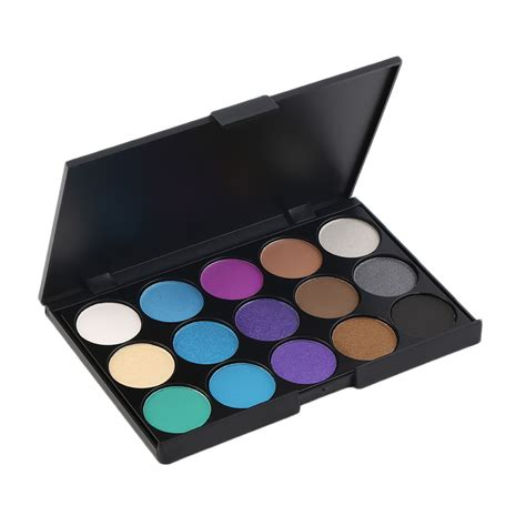 Makeup Palette Makeover professional 15 colors matte shimmer eyeshadow palette makeup cosmetic sy ebay