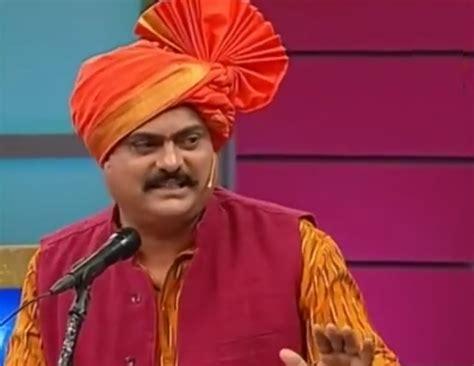 actor bharath son name bharat ganeshpure comedy wife biography wiki marathi tv